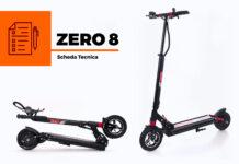 Monopattini elettrico Zero 8